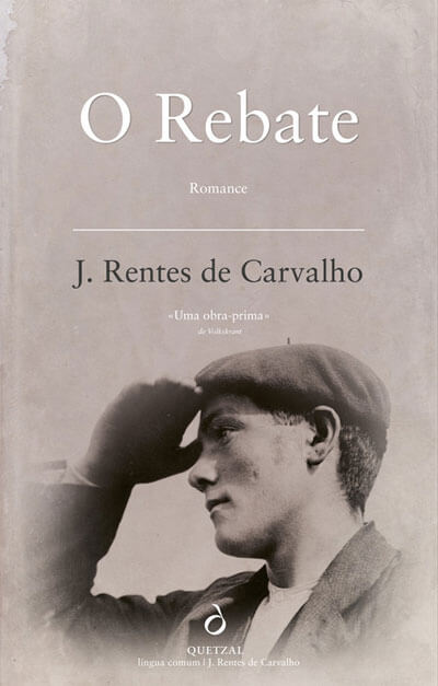 Capa do livro O Rebate
