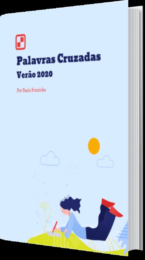 eBook Palavras Cruzadas Verão 2020