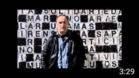 Paulo Freixinho sobre grelha de palavras cruzadas