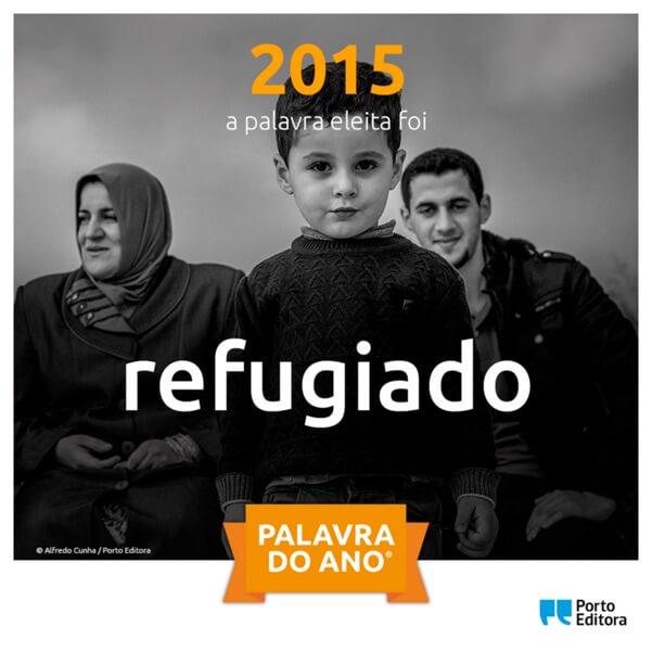 Palavra do Ano 2015 - Refugiado