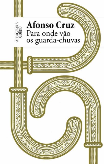 Livro Para onde vão os guarda-chuvas - Afonso Cruz