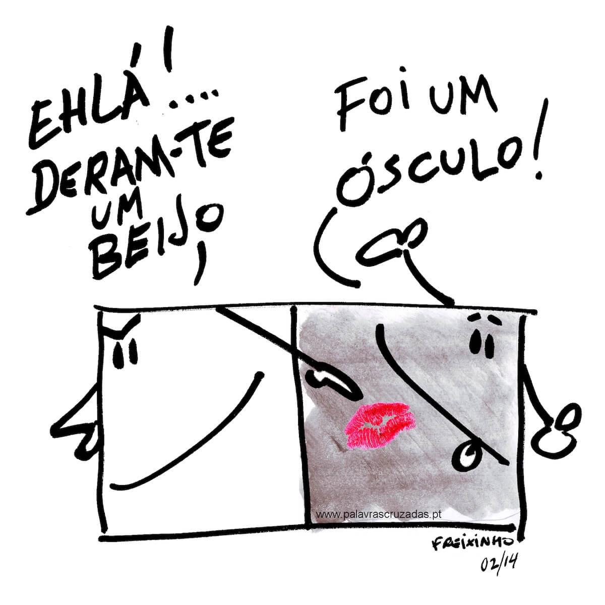 QBQP dia do beijo