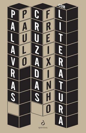 Livro Palavras Cruzadas com Literatura de Paulo Freixinho
