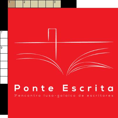 Palavras Cruzadas Ponte Escrita 2018