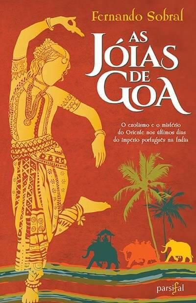 Livro as Jóias de Goa de Fernando Sobral