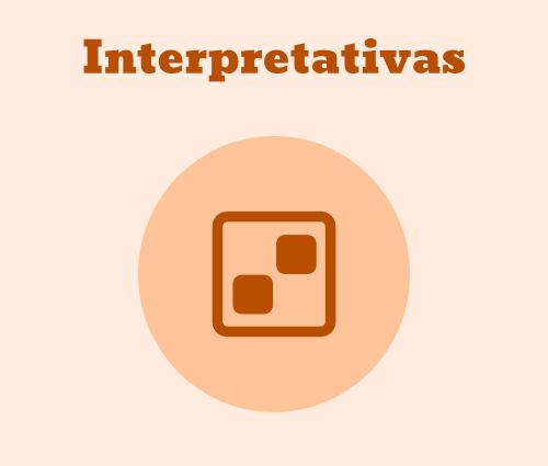 Interpretativas
