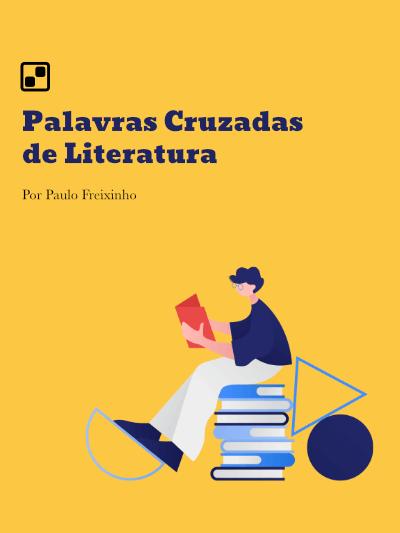 Palavras Cruzadas de Literatura