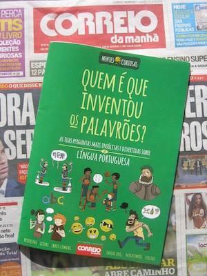 Suplemento CM Mentes Curiosas Lingua Portuguesa|Suplemento CM Mentes Curiosas Lingua Portuguesa 2
