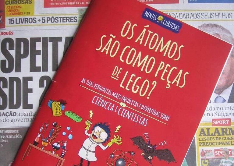 Suplemento CM Mentes Curiosas Lingua Portuguesa 3 Suplemento CM Mentes Curiosas Lingua Portuguesa 5 Suplemento CM Mentes Curiosas Lingua Portuguesa 4