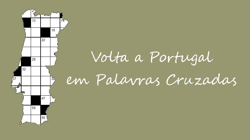 Volta a Portugal em Palavras Cruzadas