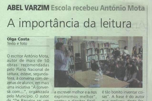 António Mota|António Mota sobre Palavras Cruzadas