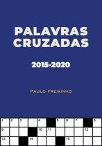 Livro Palavras Cruzadas 2015-2020 - Encomende online na loja do site