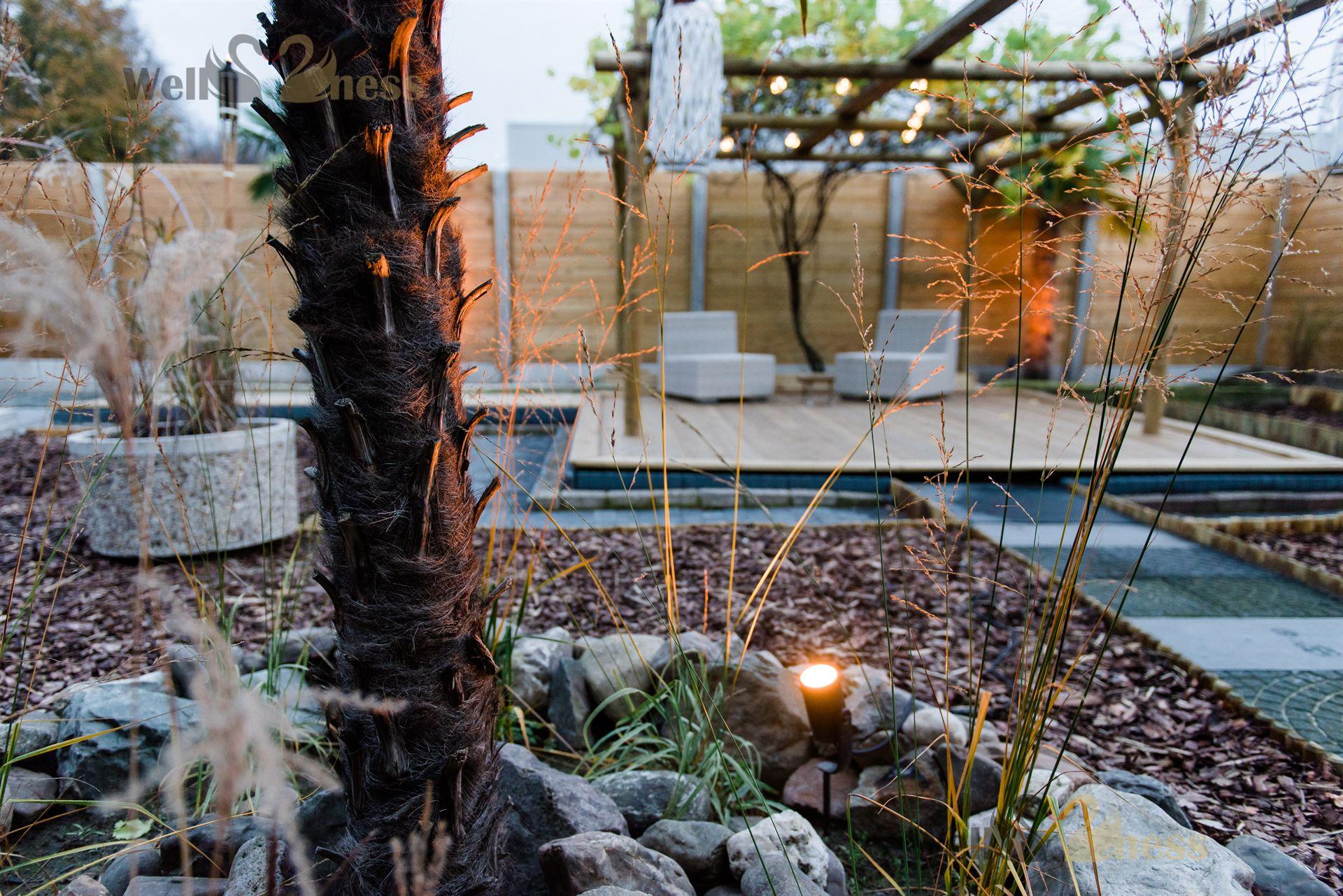 Locatie Eindhoven met Jacuzzi en sauna. Cadeaubon overnachting voor hem en voor haar.