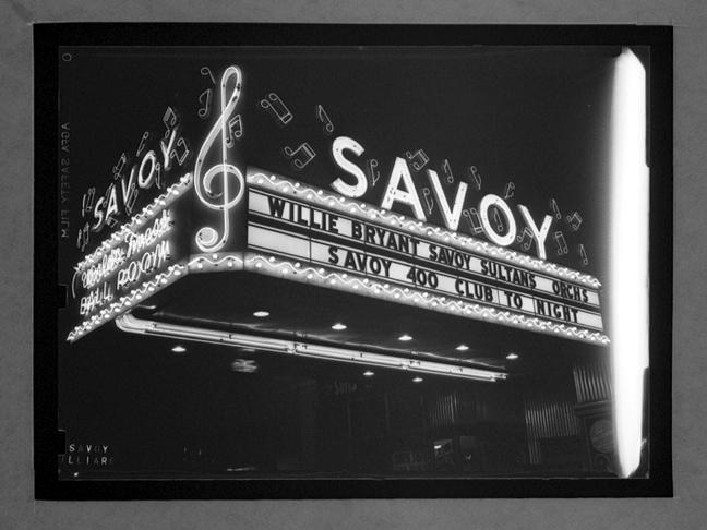 Le Savoy Ballroom