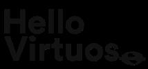 Logo Hello Virtuoso Black