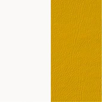 Branco / Amarelo