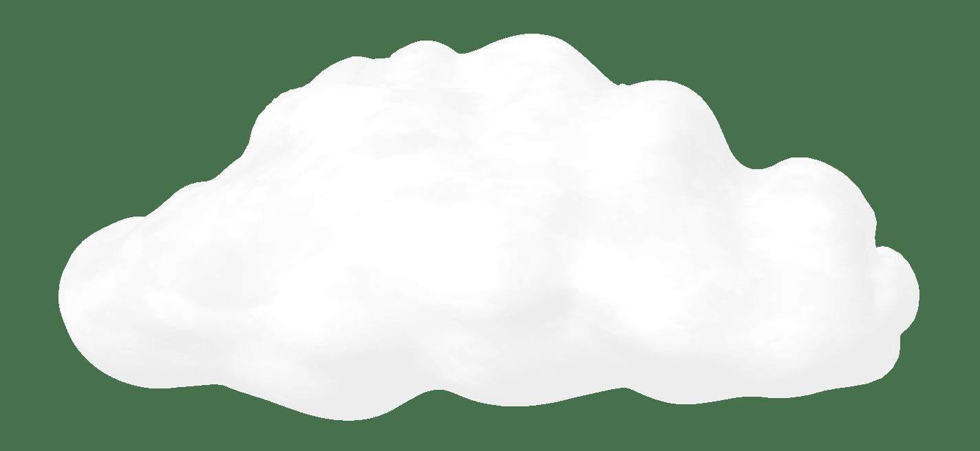 Illustration av moln.