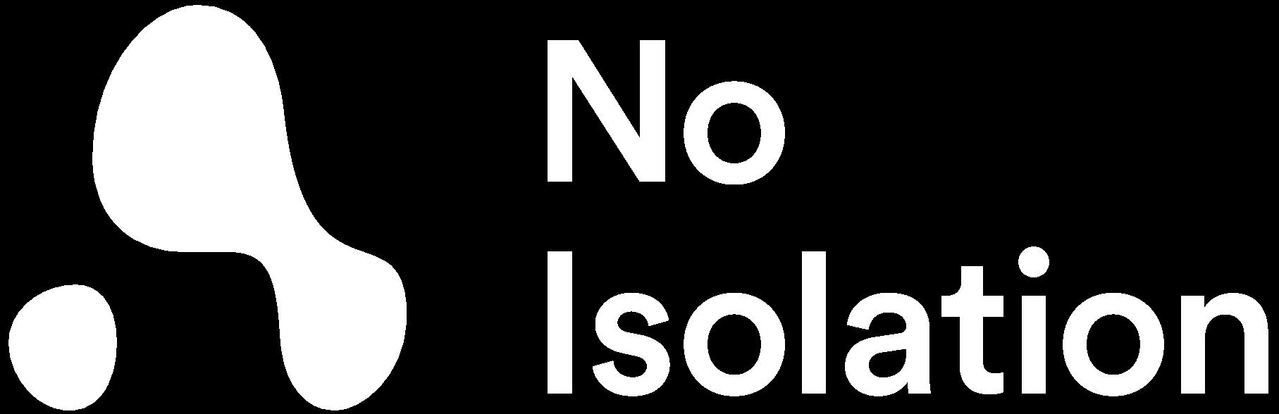 No Isolation logo
