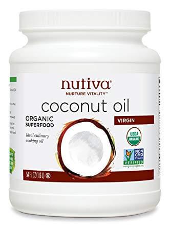 using coconut oil for teeth whitening