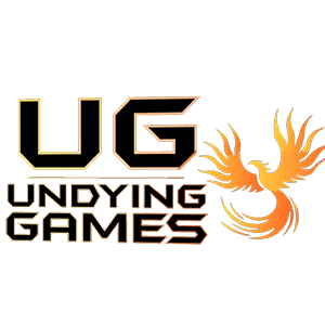 Undying Games logo