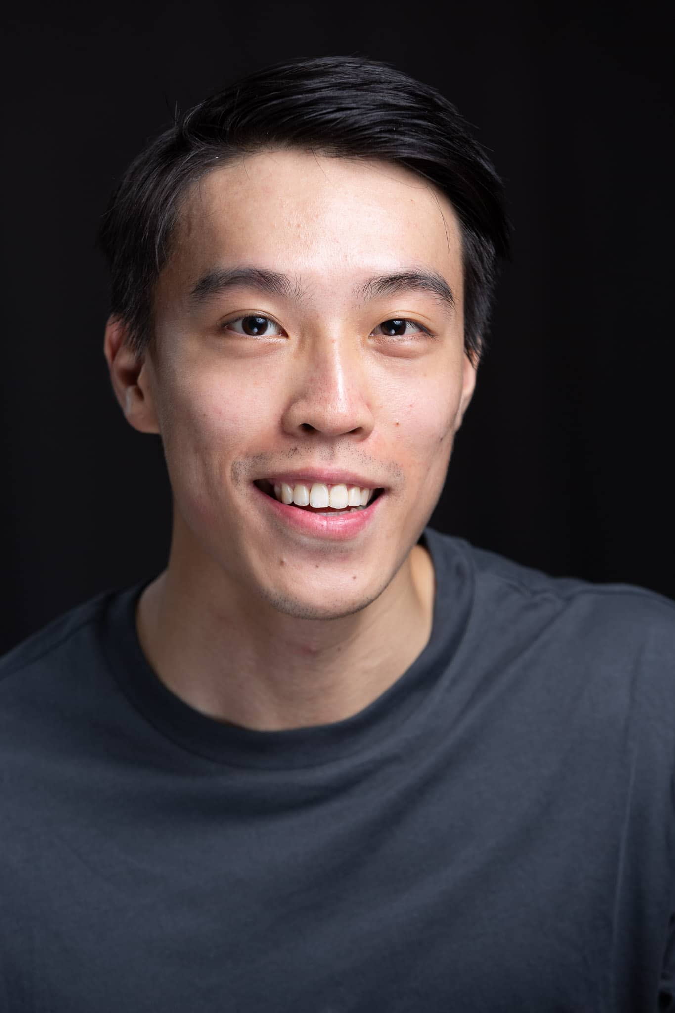 voice actor Eddy Yeung