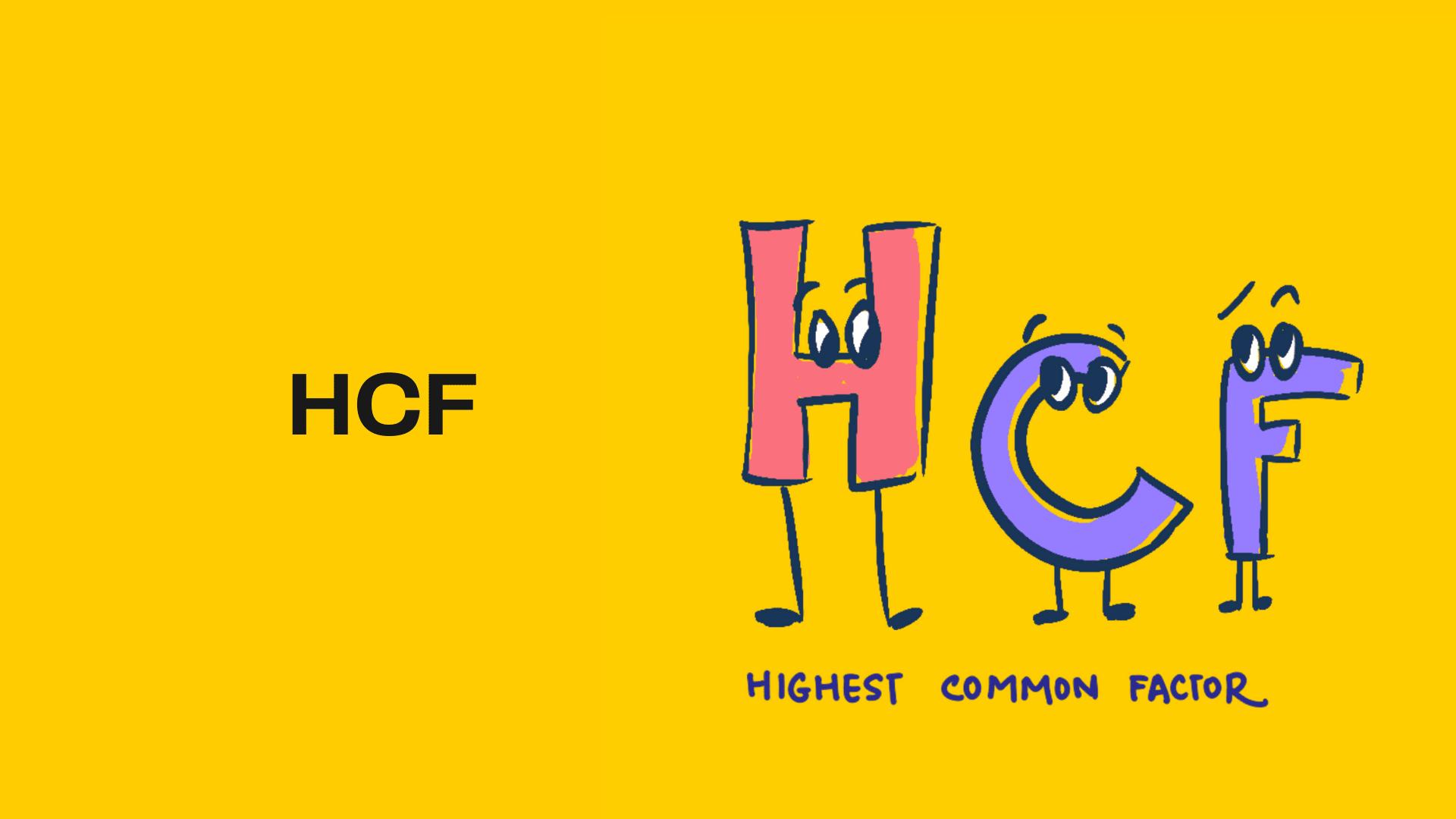 Hcf poster