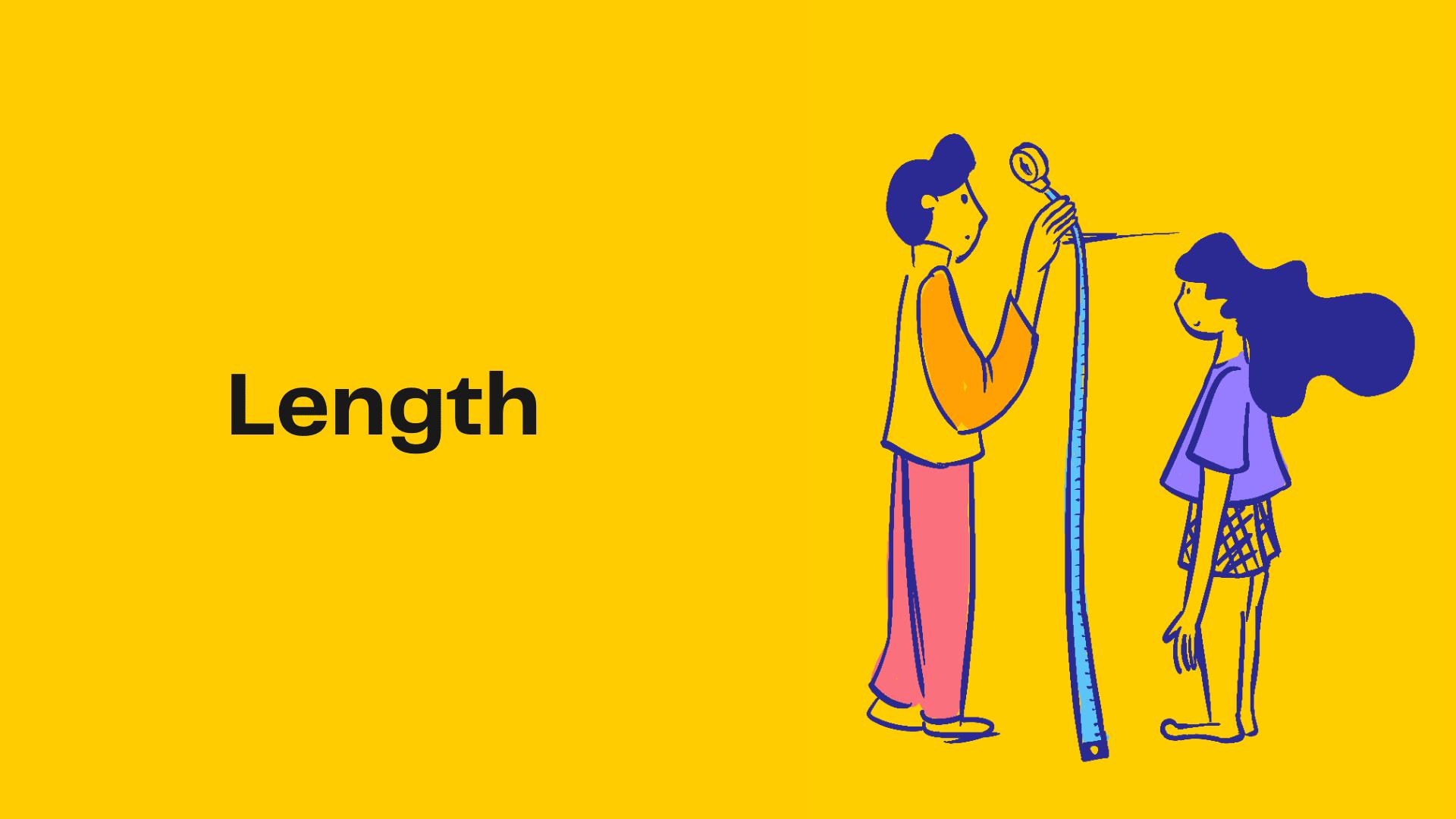 Length poster