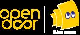 Open Door Thinksheets interlocked logo