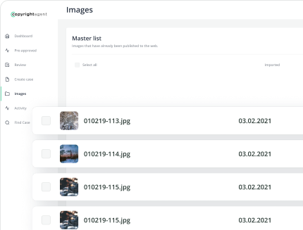 Upload images Preview