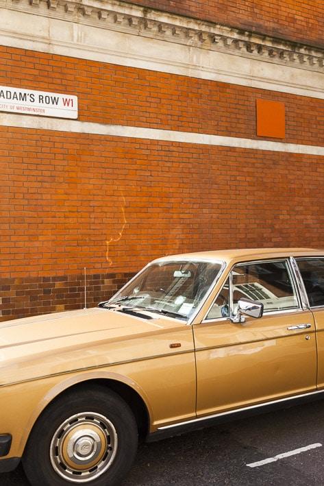 Photo professionnelle mise en valeur de produit et marque, photo automobile à Londres par Stevents Frémont photographe professionnel