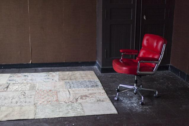 Photo professionnelle mise en valeur de produit et marque, photo intérieur fauteuil par Stevents Frémont photographe professionnel