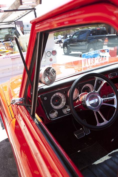 Photo professionnelle mise en valeur de produit et marque, photo d'un pickup au Texas par Stevents Frémont photographe professionnel