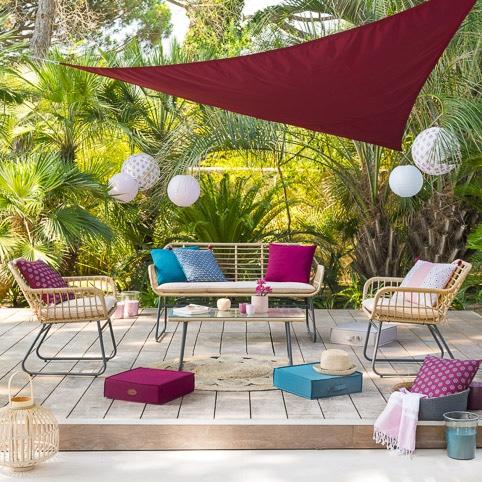 Photos professionnelles salon de jardin - outdoor