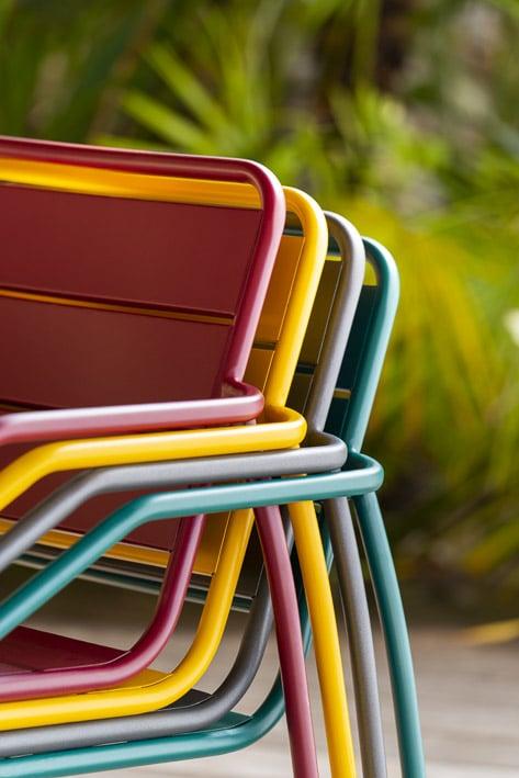 Photos professionnelles chaises jardins extérieur - outdoor