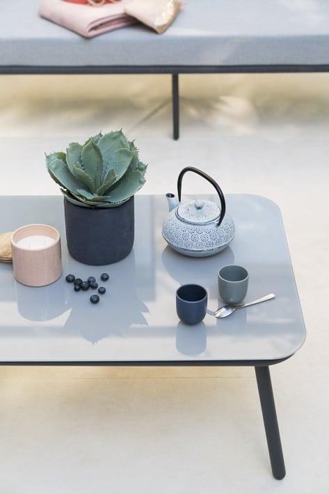 Photos professionnelles table basse véranda extérieur - outdoor