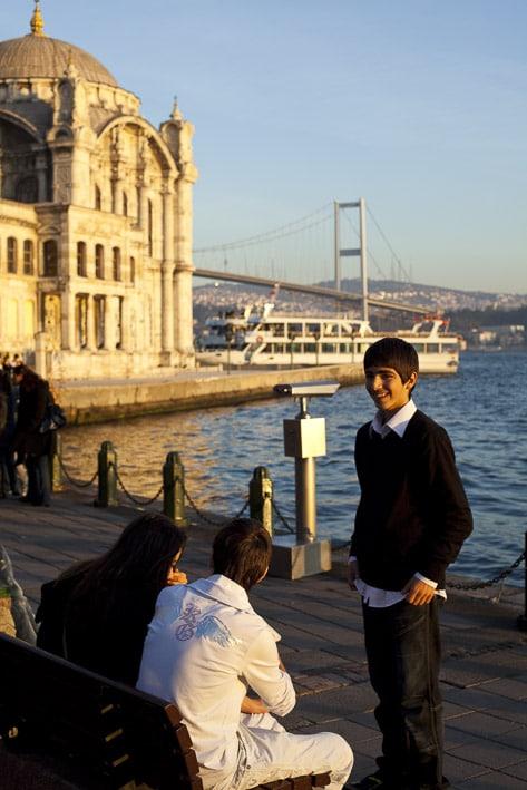 Photo professionnelle de voyage, réalisation Stevens Frémont photographe professionnel voyage Istanbul