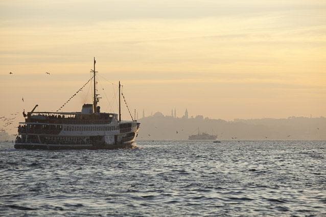 Photo professionnelle de voyage, réalisation Stevens Frémont photographe professionnel voyage istanbul Bosphore