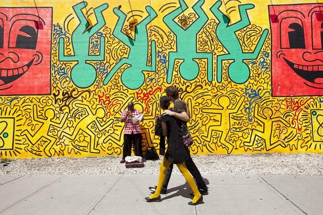 Photo professionnelle de voyage, réalisation Stevens Frémont photographe professionnel voyage à New York photographie de Street Art