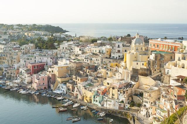 Photo professionnelle de voyage, réalisation Stevens Frémont photographe professionnel voyage en Italie à Procisa