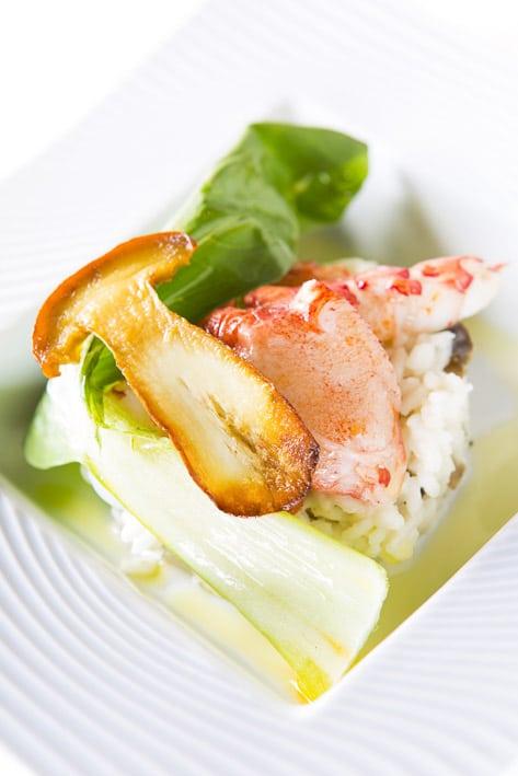 Photo gastronomique guy Savoy par Stevens Frémont