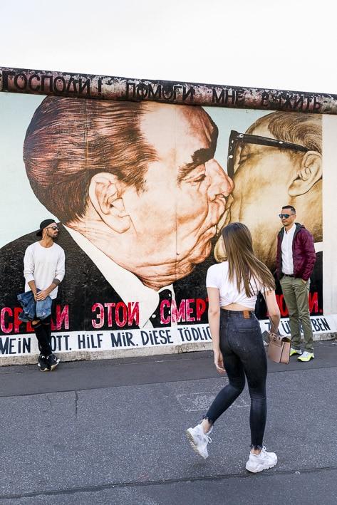 Photo mode professionnelles réalisation par un professionnel, street mode à Berlin par Stevens Frémont photographe professionnel
