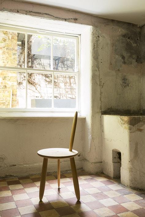 Réalisation photos professionnelles d'intérieur, Décoration Intérieur Galerie Seeds Londres par Stevens Frémont photographe professionnel