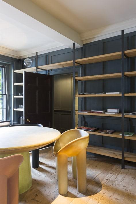 Réalisation photos professionnelles d'intérieur, Décoration Intérieur salon Londres par Stevens Frémont photographe professionnel