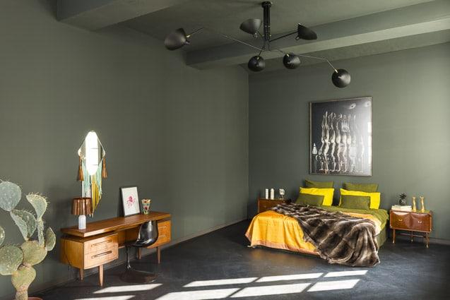Réalisation photos professionnelles d'intérieur, chambre d'hôtel par Stevens Frémont