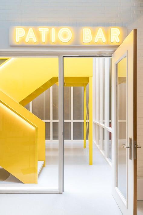 Réalisation photos professionnelles d'intérieur, Décoration Intérieur Hotel Oderberger Berlin par Stevens Frémont
