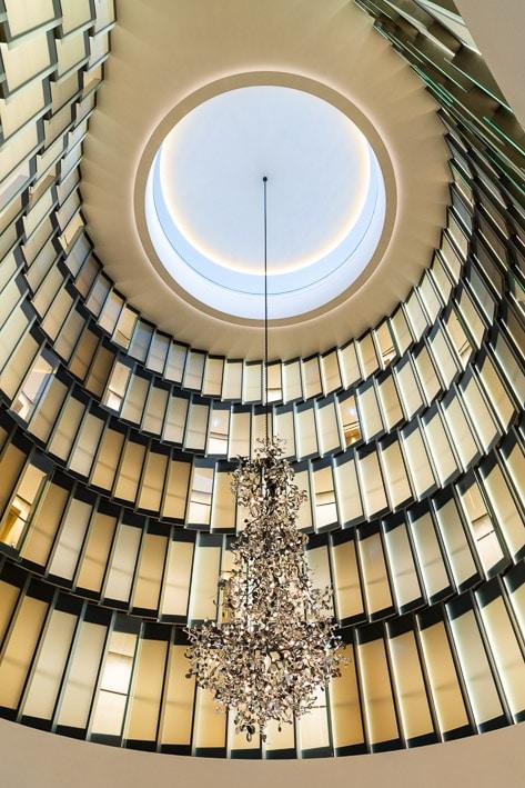 Réalisation photos professionnelles d'intérieur, Décoration Intérieur Hotel The Fontenay à Hambourg par Stevens Frémont