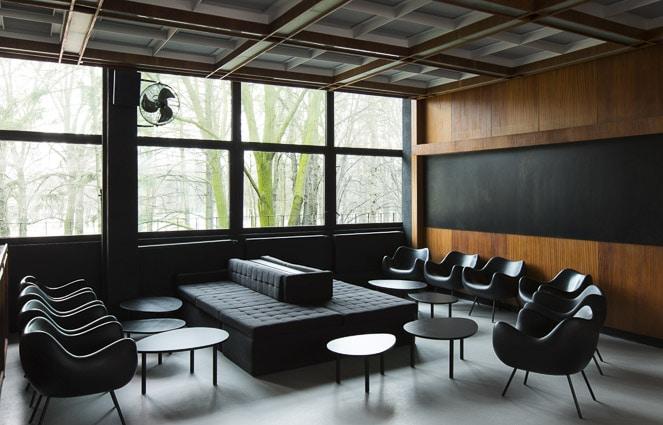 Réalisation photos professionnelles d'intérieur pour IDEAT à Varsovie parStevens Frémont