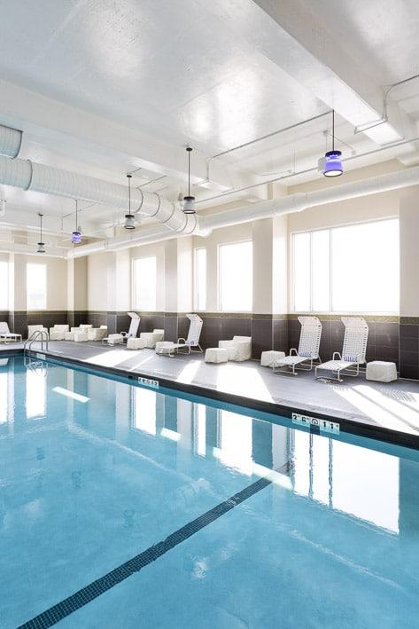 Réalisation photos professionnelles d'intérieur, Décoration Intérieur Hotel Minneapolis par Stevens Frémont