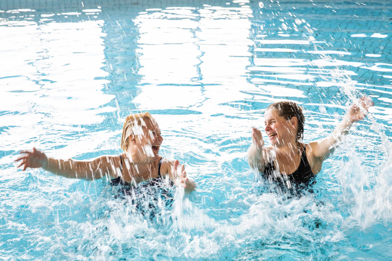 SeniorSpa hauskaa vesiliikuntaa