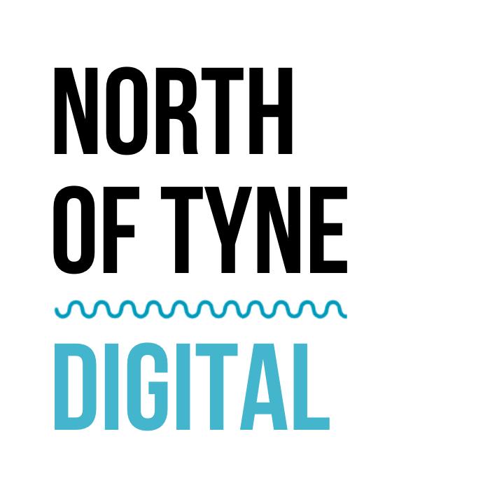 North of Tyne Digital logo